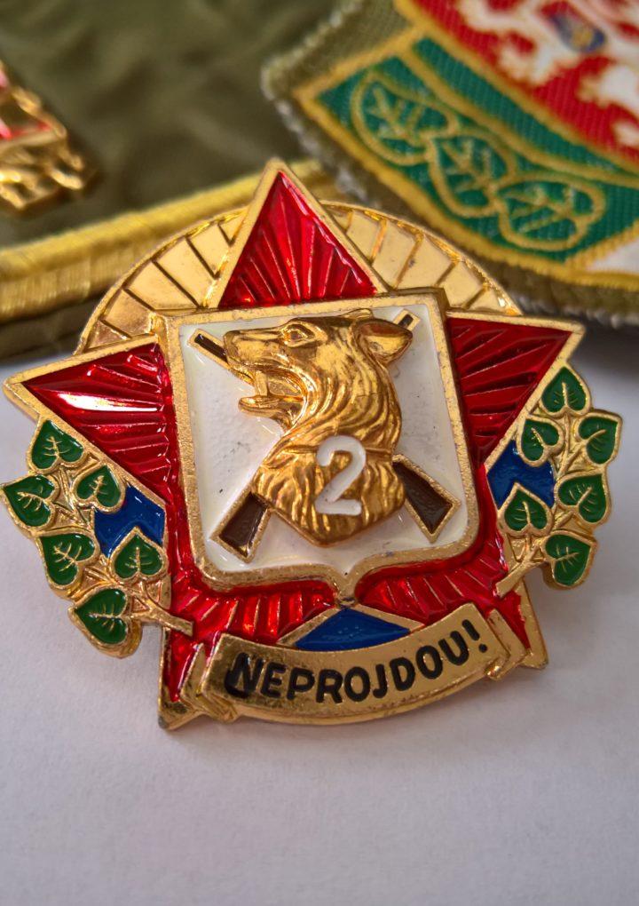 Odznak Velitele hlídky NEPROJDOU 2